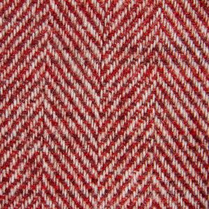 Ardalanish Mill, Isle of Mull, Red Wide Scarf