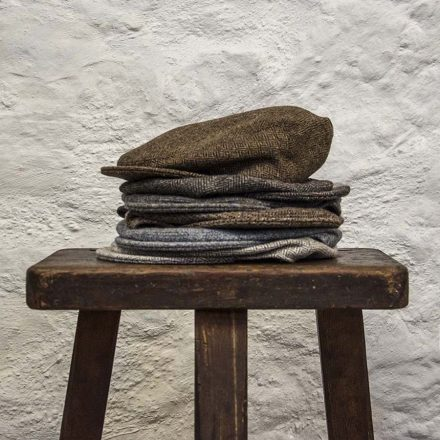 Ardalanish Mill, Isle of Mull, Tweed Flat Caps,