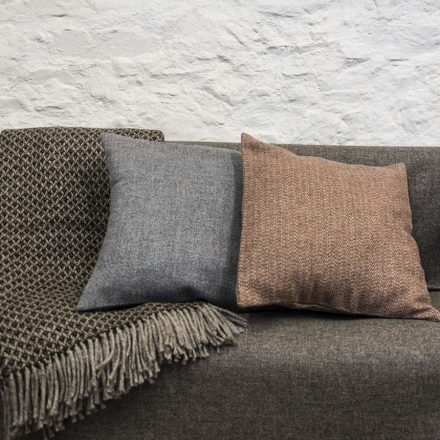 Ardalanish Mill, Isle of Mull, Tweed Cushion Covers, Home Setting