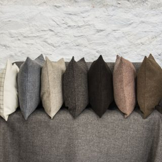 Ardalanish Mill, Isle of Mull, Tweed Cushion Covers