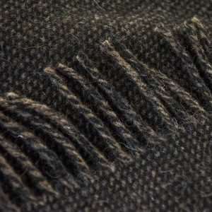 Ardalanish Mill, Isle of Mull, Hebridean Salt and Pepper Blanket, Swatch