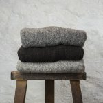 Ardalanish Mill, Isle of Mull, Grey Jumper Stack