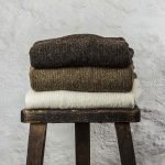 Ardalanish Mill, Isle of Mull, Natural Jumper Stack