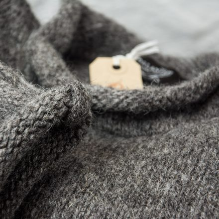 Ardalanish Mill, Isle of Mull, Jumper Detail