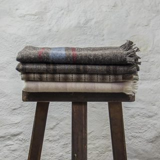 Ardalanish Mill, Isle of Mull, Shawl Stack