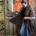 Ardalanish Mill, Isle of Mull, Manx and Hebridean basket weave wrap