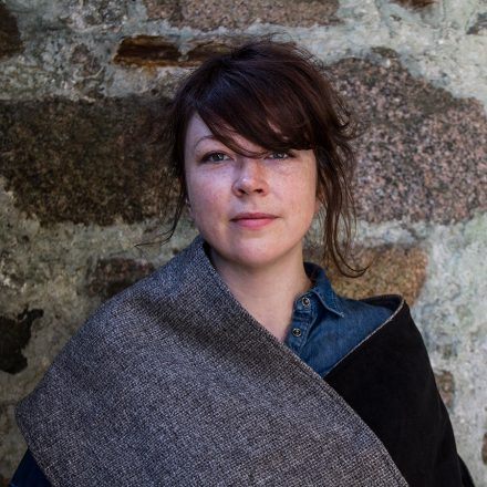 Ardalanish Mill, Isle of Mull, Tweed Cowl, Model head