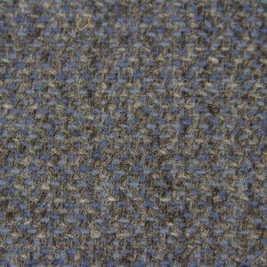 Ardalanish Mill, Isle of Mull, Woad Granite Tweed Sample