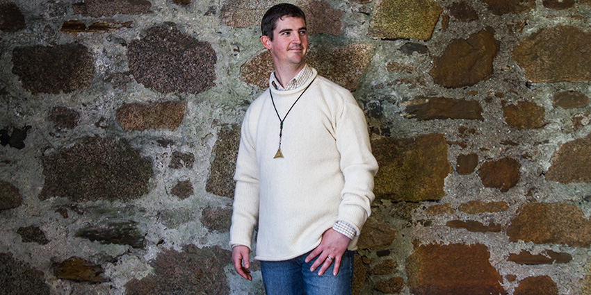 Ardalanish Mill, Isle of Mull, Clothing, Jumper, Model