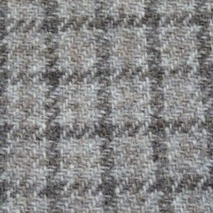 Ardalanish Light Weight Wide Scarf, Houndstooth