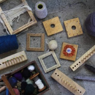 Summer Weaving Courses at Ardalanish
