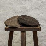 Ardalanish Mill, Isle of Mull, Tweed Flat Caps, group