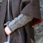 Ardalanish Mill, Isle of Mull, Shepherd Plaid, detailed