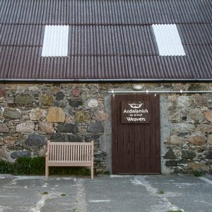 Ardalanish Mill, Isle of Mull, Weaving Shed
