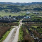 Ardalanish Mill, Isle of Mull, Entrance