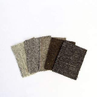Ardalanish Mill, Isle of Mull, Diamond Tweed Samples