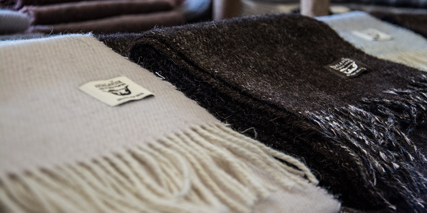 Ardalanish Mill, Isle of Mull, Accessories, Scarves