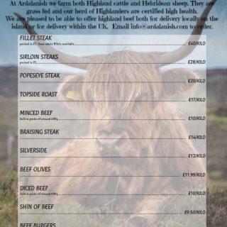 New: Ardalanish Meat