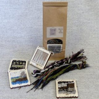 Tapestry Weaving Kit